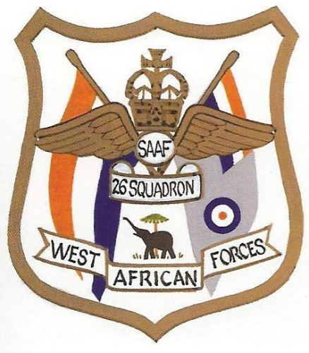 26 Sqn badge
